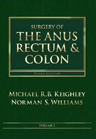 Cover image for Surgery of the Anus, Rectum and Colon, 2- Volume Set