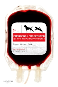 Cover image for Emergency Procedures for the Small Animal Veterinarian