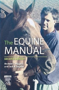 Cover image for The Equine Manual