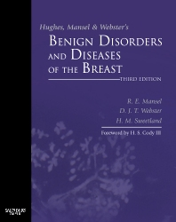 Cover image for Hughes, Mansel & Webster's Benign Disorders and Diseases of the Breast