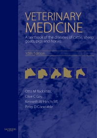 Cover image for Veterinary Medicine