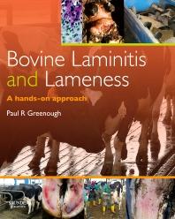 Cover image for Bovine Laminitis and Lameness