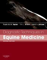 Cover image for Diagnostic Techniques in Equine Medicine