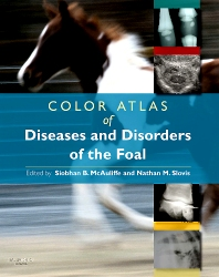 Cover image for Color Atlas of Diseases and Disorders of the Foal