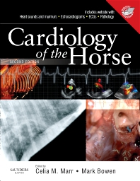 Cover image for Cardiology of the Horse