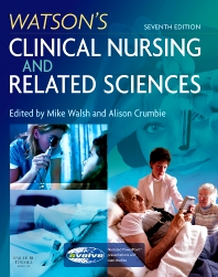 Cover image for Watson's Clinical Nursing and Related Sciences