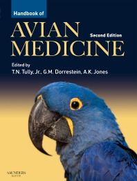 Cover image for Handbook of Avian Medicine