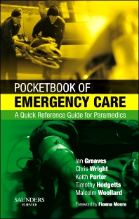 Cover image for Pocketbook of Emergency Care