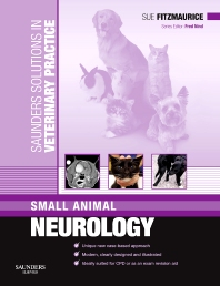 Cover image for Saunders Solutions in Veterinary Practice: Small Animal Neurology