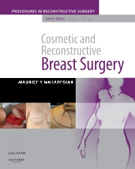 Cover image for Cosmetic and Reconstructive Breast Surgery with DVD