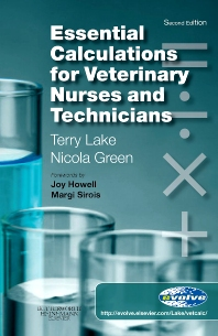 Cover image for Essential Calculations for Veterinary Nurses and Technicians