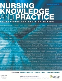 Cover image for Nursing Knowledge and Practice