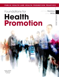 Cover image for Foundations for Health Promotion