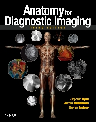 Cover image for Anatomy for Diagnostic Imaging