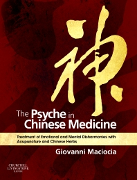Cover image for The Psyche in Chinese Medicine