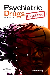 Cover image for Psychiatric Drugs Explained