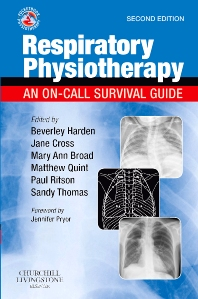 Cover image for Respiratory Physiotherapy