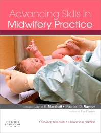 Cover image for Advancing Skills in Midwifery Practice