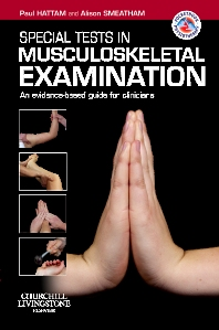 Cover image for Special Tests in Musculoskeletal Examination