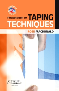 Cover image for Pocketbook of Taping Techniques