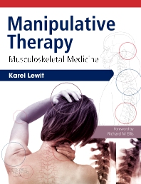 Cover image for Manipulative Therapy