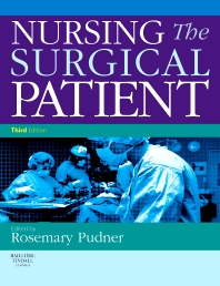 Nursing the Surgical Patient - 3rd Edition - ISBN: 9780702030628, 9780702044120