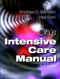 Oh's Intensive Care Manual - 6th Edition - ISBN: 9780702030963, 9780702043222