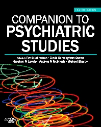 Cover image for Companion to Psychiatric Studies