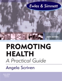 Promoting Health: A Practical Guide - 6th Edition - ISBN: 9780702031397, 9780702044397