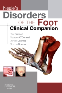 Cover image for Neale's Disorders of the Foot Clinical Companion