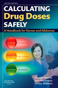 Cover image for Calculating Drug Doses Safely