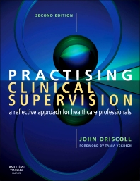 Cover image for E-Book - Practising Clinical Supervision