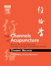 Cover image for E-Book - The Channels of Acupuncture