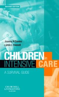 Cover image for E-Book - Children in Intensive Care