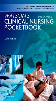 Cover image for E-Book - Watson's Clinical Nursing Pocketbook