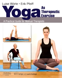 Cover image for Yoga as Therapeutic Exercise