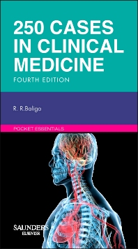 Cover image for 250 Cases in Clinical Medicine