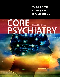 Cover image for Core Psychiatry