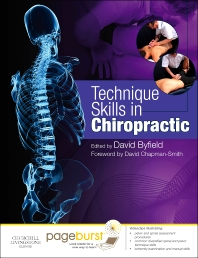 Cover image for Technique Skills in Chiropractic