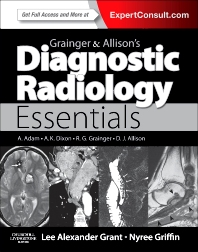 Grainger & Allison's Diagnostic Radiology Essentials - 1st Edition - ISBN: 9780702034480, 9780702055300