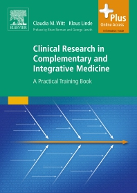Cover image for Clinical Research in Complementary and Integrative Medicine