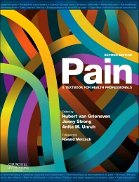 Pain, 2nd Edition,Hubert van Griensven,Jenny Strong,Anita Unruh,ISBN9780702034787