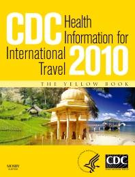 Cover image for CDC Health Information for International Travel 2010