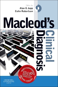 Macleod's Clinical Diagnosis, 1st Edition,Alan Japp,Colin Robertson,ISBN9780702035432