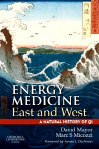 Cover image for Energy Medicine East and West