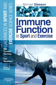 Immune Function in Sport and Exercise E-Book, 1st Edition,Michael Gleeson,Neil Spurway,Don MacLaren,ISBN9780702036804