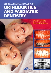 Cover image for Clinical Problem Solving in Dentistry: Orthodontics and Paediatric Dentistry E-Book