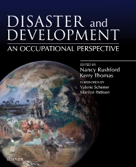 Cover image for Disaster and Development: an Occupational Perspective