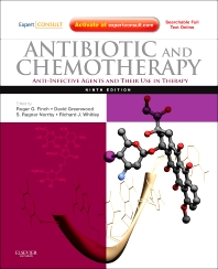 Antibiotic and Chemotherapy, 9th Edition,Roger Finch,David Greenwood,Richard Whitley,S. Ragnar Norrby,ISBN9780702040641