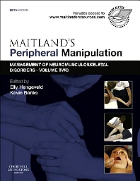 Maitland's Peripheral Manipulation, 5th Edition,Elly Hengeveld,Kevin Banks,ISBN9780702040672